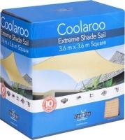 coolaroo extreme shade sail square 36m pools hot tubs sauna