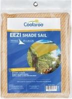 coolaroo eezi shade sail triangle 3m pools hot tubs sauna