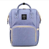 4akid backpack baby bag light purple bag