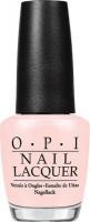 opi nail lacquer bubble bath 15ml cosmetics makeup