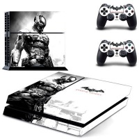 skin nit decal for ps4 batman arkham knight white ps4 accessory