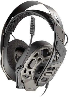 Photo of NACON RIG 500 HS Pro Over-Ear Gaming Headphones with Microphone for PS4