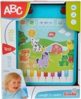 simba abc fun tablet musical toy