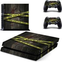 skin nit decal for ps4 crime scene 2019 ps4 console