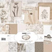 kaisercraft paper pack whisper 12 x12 sheets office machine