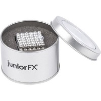 JuniorFX 5mm Magnetic Balls Silver
