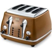 Delonghi Icona Vintage 4 Slice Toaster