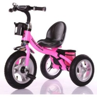 little bambino tricycle with high chair and storage bag baby toy