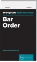 rbe bar order duplicate pads of 5 other