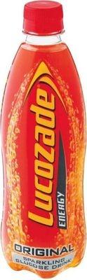 Lucozade Energy Drink Bottle Original