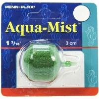 penn plax aqua mist spherical air stone 3cm