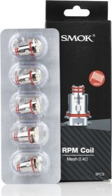 Smok RPM40 Replacement Mesh Coil 5 Pack