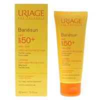 uriage eau thermale bariesun very high protection lotion shaving