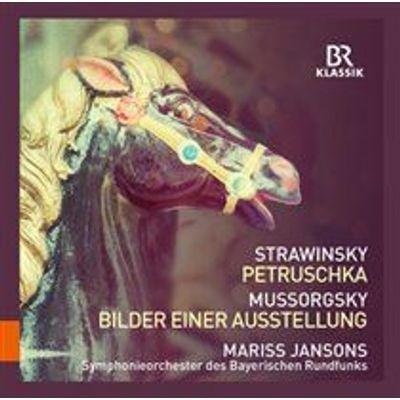 Photo of Stravinsky: Petruschka/Mussorgsky: Bilder Einer Ausstellung
