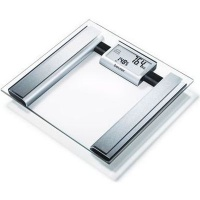 beurer bg 39 diagnostic bathroom scale health product