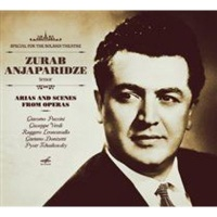 zurab anjaparidze arias and scenes from operas music cd