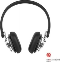 moshi avanti air wireless on ear headphones black computer