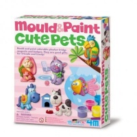 4m mould and paint cute pets arts craft