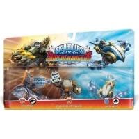 skylanders superchargers triple pack multi assort shark gaming merchandise