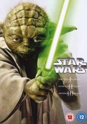 Star Wars Prequel Trilogy The Phantom Menace Attack Of The Clones Revenge Of The Sith