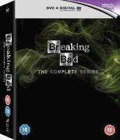 Breaking Bad Season 1 5 The Complete Series