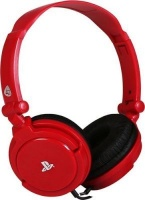 4gamers pr04 10 stereo gaming headset for ps4 red ps4 accessory