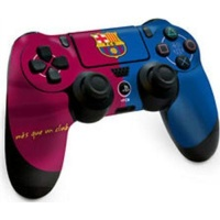 official barcelona fc playstation 4 controller skin ps4 accessory