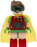 clictime lego batman movie robin figure alarm clock electronic toy