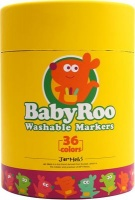 jarmelo baby roo washable markers 36 art supply