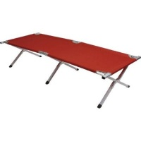afritrail jumbo aluminium stretcher supplied colour may camping