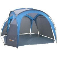 afritrail sun shade with 2 walls 3m x camping