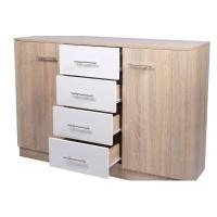 kaio corsica multi storage cabinet living room furniture