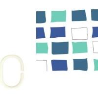 the bathroom shop shower curtain mosaic blue bathroom accessory