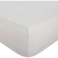 horrockses 100 cotton fitted sheet 35cm gusset double white bath towel