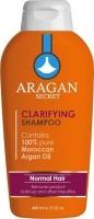 aragan secret clarifying shampoo shaving