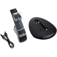 raz tech usb dual charging dock for playstation 4 ps4 console