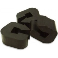 cobb rubber feet set patio braai