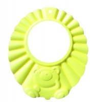 4akid shampoo cap yellow bath potty