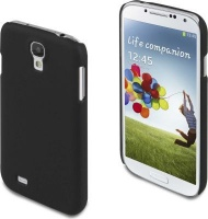 muvit soft back shell case for samsung galaxy s4 black