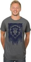 World of Warcraft Alliance Banner Mens T Shirt