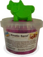 kinetic sand 800g purple with mould sport outdoor toy