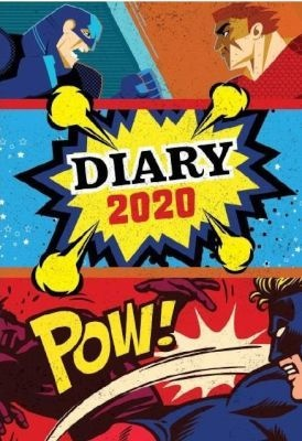 Photo of School Diary for Boys 2020