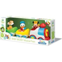 disney baby mickey mouse musical train musical toy