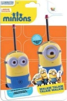 disney minions walkie talkie figures pretend play