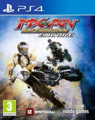 Photo of MX vs ATV Supercross Encore
