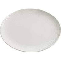 maxwell and williams white basics diamonds charger plate