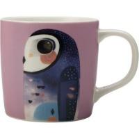maxwell and williams pete cromer mug owl 375ml