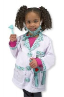 melissa and doug pretend play doctor role activities amusement