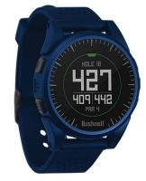 bushnell excel golf rangefinder gps watch blue gp