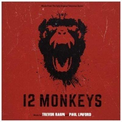 Photo of 12 Monkeys:music/syfy Original CD